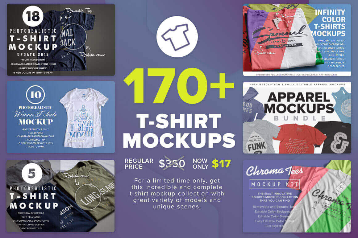 design deals - 170 - Awesome design bundle deals for designers!