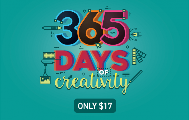365 days of creativity - learn new things - 365 days 660x420 - 365 Days of Creativity – Learn new things