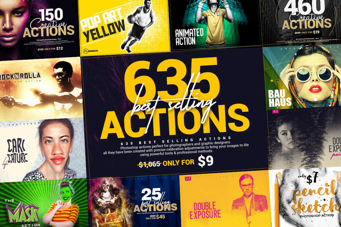 design deals - 635 actions - Awesome design bundle deals for designers!