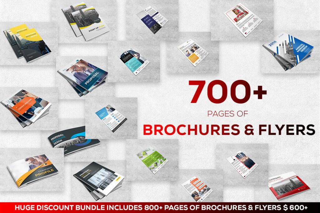700+ flyer & brochure templates - 700 1024x681 - 700+ Flyer & Brochure Templates