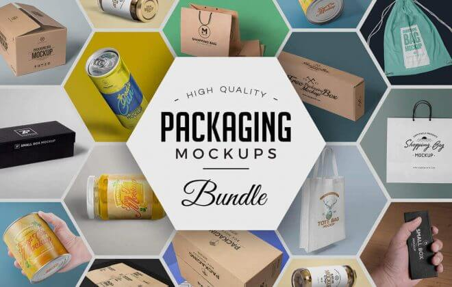 79 high-quality packaging mockups - 79 mockups 660x420 - 79 High-Quality Packaging Mockups