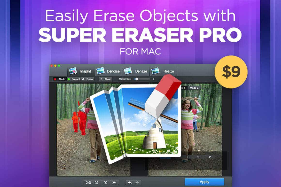 design deals - eraser - Awesome design bundle deals for designers!