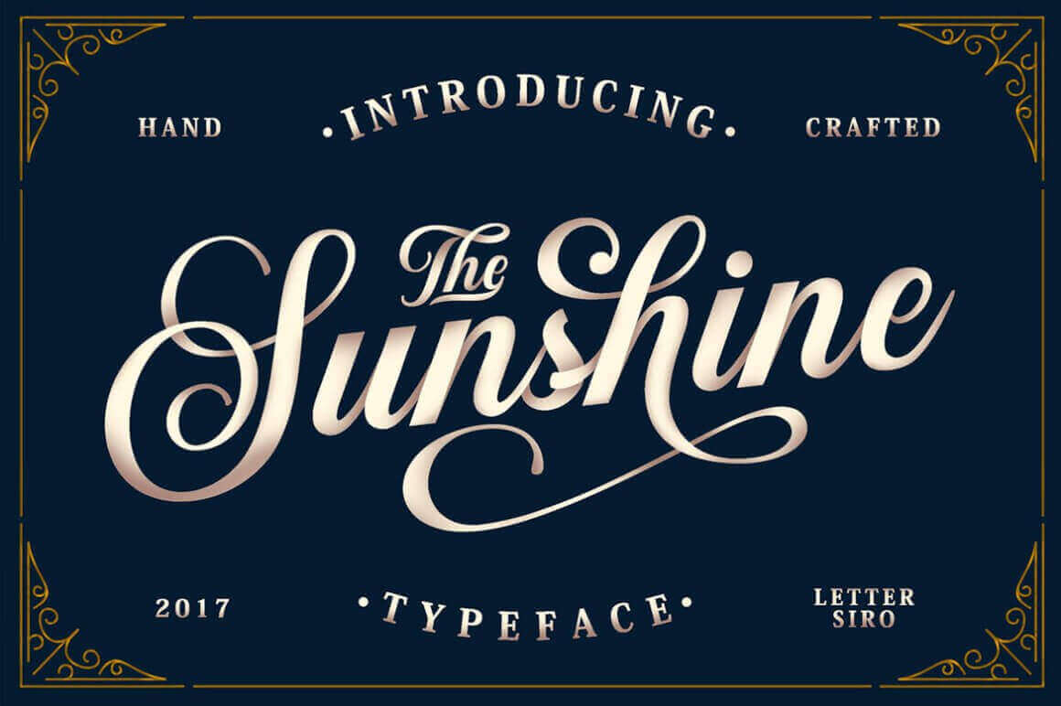 design deals - sunshine - Awesome design bundle deals for designers!